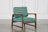 Felicity Wood Accent Chair - Signature
