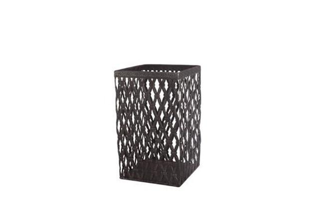 Bronze Metal Basket Tall - 360