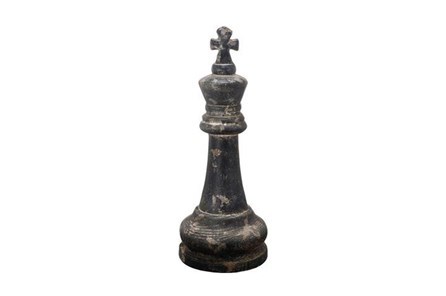 Outdoor - 24 Inch Antique Chess Art - Main