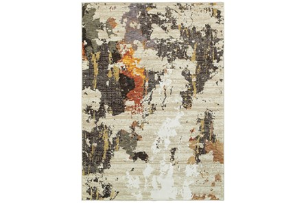 102X139 Rug-Marshall Coffee