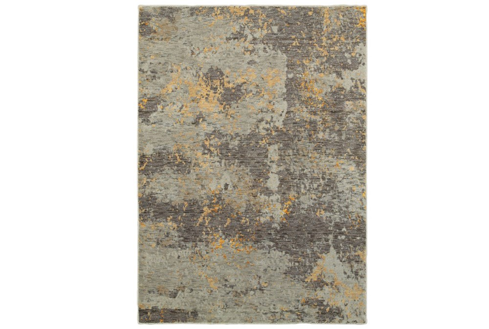 39X62 Rug-Marshall Slate And Butter