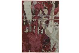 102X139 Rug-Marshall Berry And Taupe