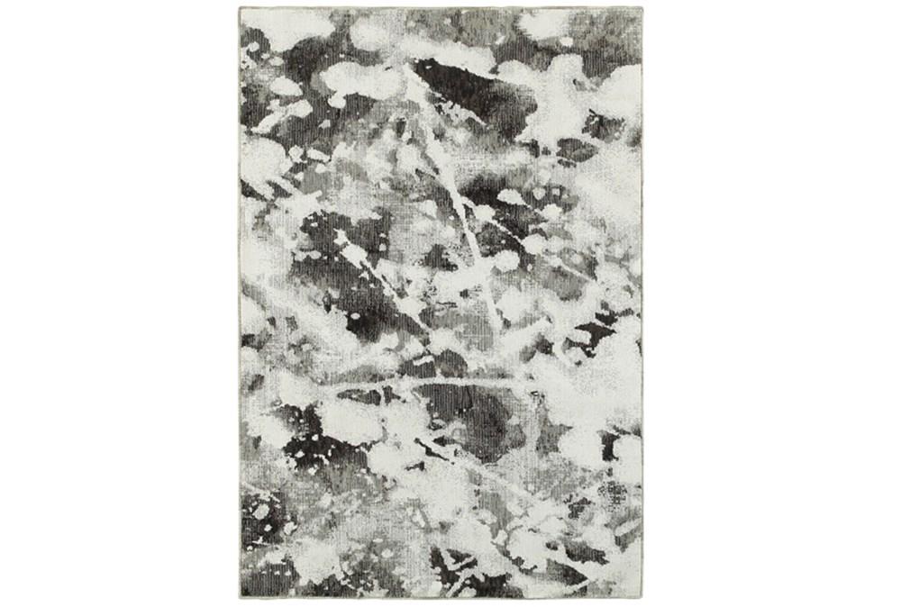 22X38 Rug-Marshall Black And White