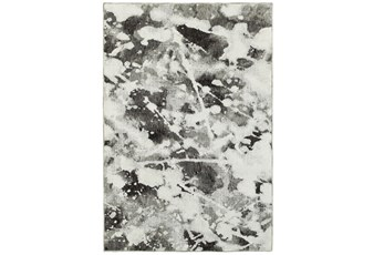 22X38 Rug-Marshall Black And White