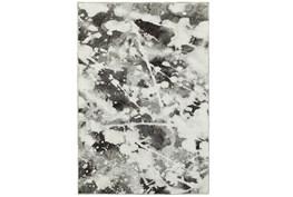 102X139 Rug-Marshall Black And White