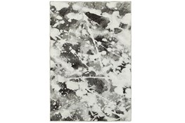 102X139 Rug-Marshall Black And White
