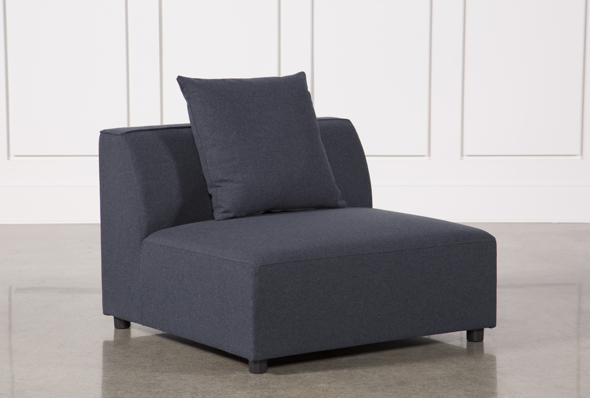 Exceptionnel Clayton Dark Grey Armless Chair (Qty: 1) Has Been Successfully Added To  Your Cart.