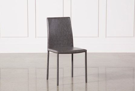 Hayden Grey Side Chair