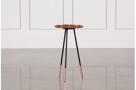 Metal Accent Table - Main
