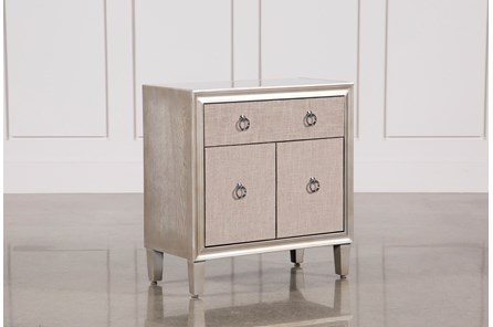 2 Door And 1-Drawer Cabinet - Main