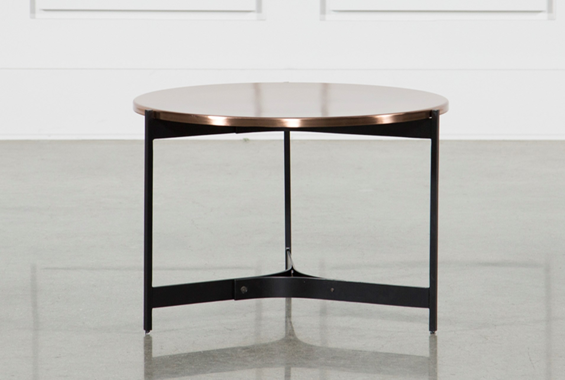studio black side gold table palais white products nz metal palaistable