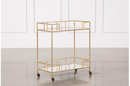 Gold Bar Cart - Main
