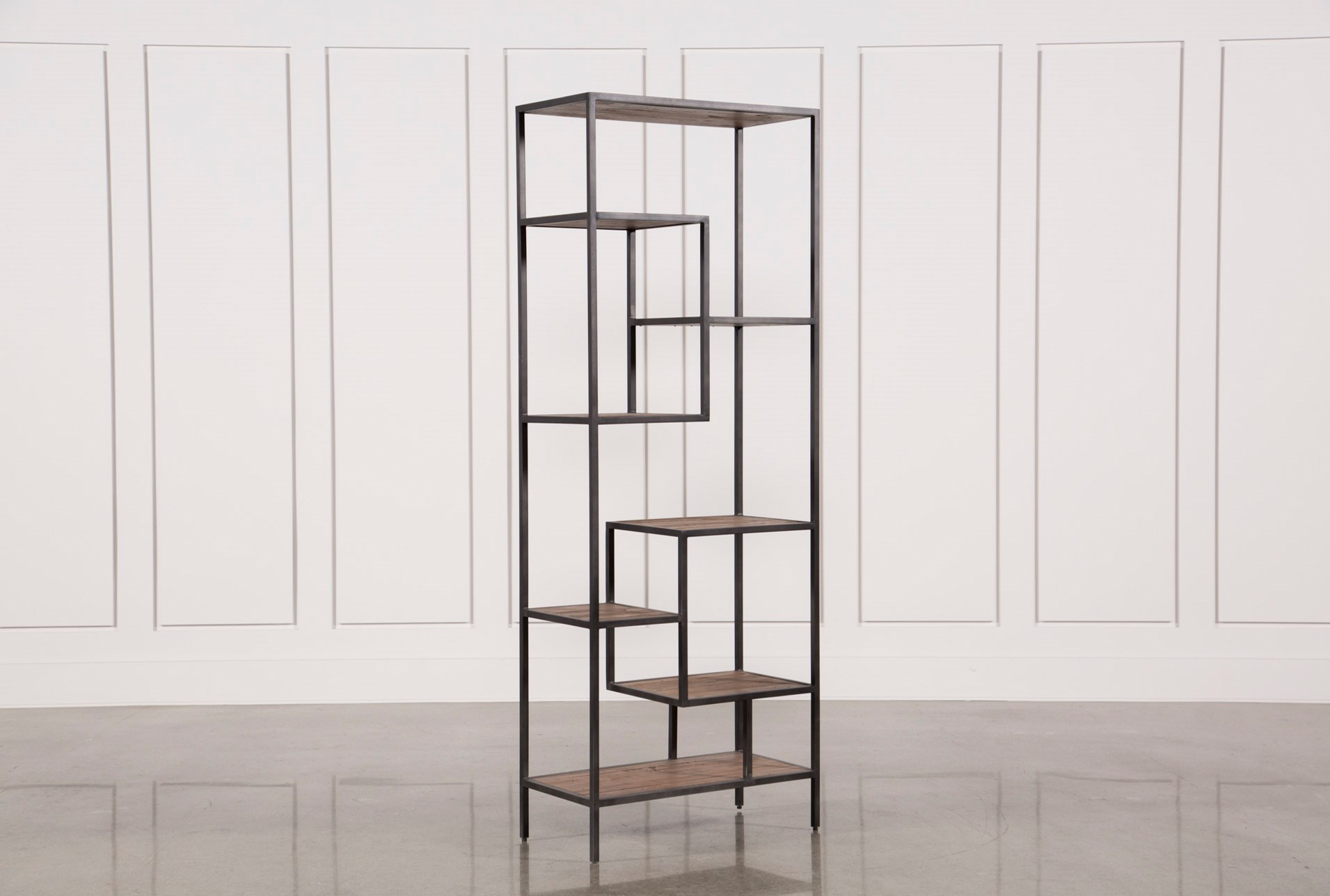 display product reviews for austin 83 inch bookcase - Glass Covered Bookshelves