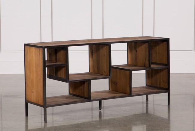 Austin Console Bookcase - 360
