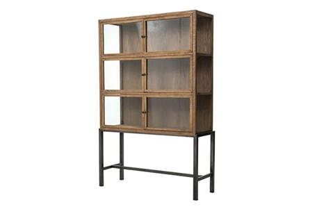 Apothecary Curio Cabinet