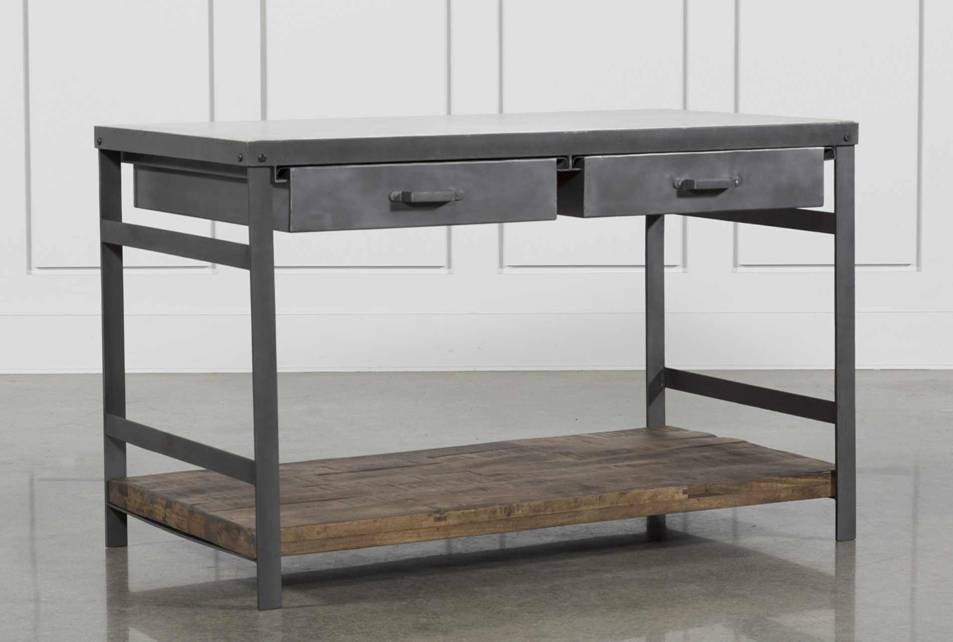 Cooks Kitchen Island (Qty: 1) has been successfully added to your Cart. & Cooks Kitchen Island | Living Spaces