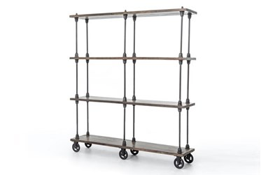 """Ford 71"""" Bookcase"""