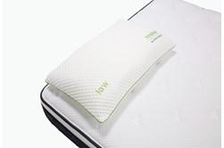 Glacier Gel Pillow-Low Profile Queen