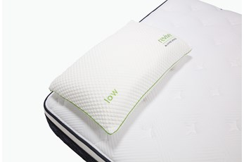 Glacier Gel Pillow-Low Profile Queen