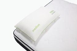 Glacier Gel Pillow-Medium Profile Queen