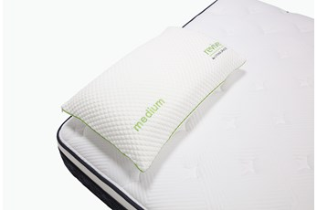 Glacier Gel Pillow-Medium Profile Queen