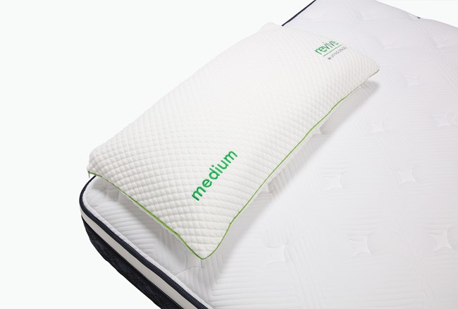 Glacier Gel Pillow-Medium Profile King - 360