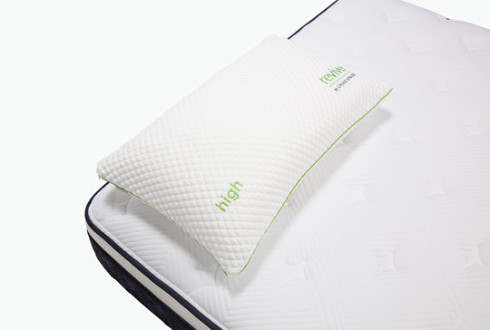 Glacier Gel Pillow-High Profile Queen