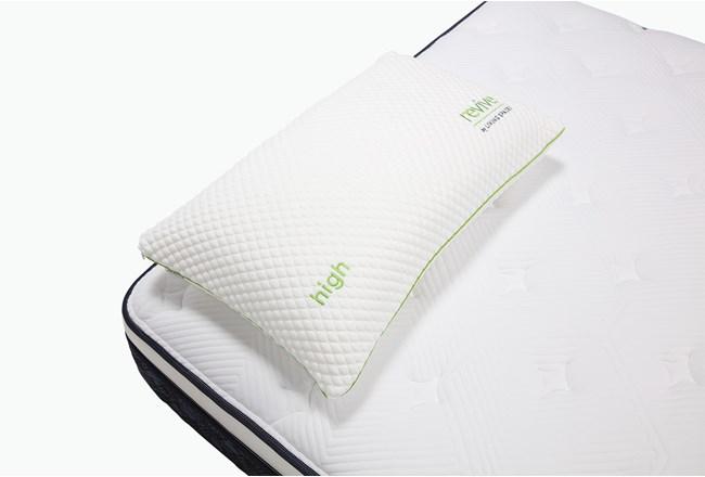 Glacier Gel Pillow-High Profile Queen - 360