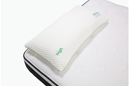 Glacier Gel Pillow-High Profile King