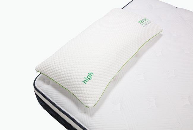 Glacier Gel Pillow-High Profile King - 360