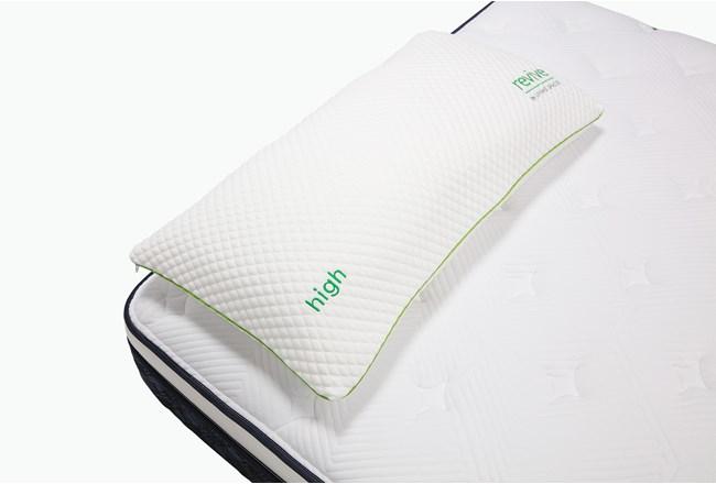 Glacier Gel Pillow-High Profile King - 360
