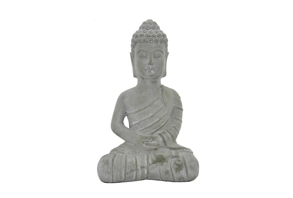 11 Inch Slate Sitting Buddha