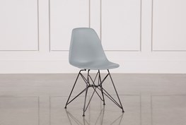 Alexa Grey Side Chair