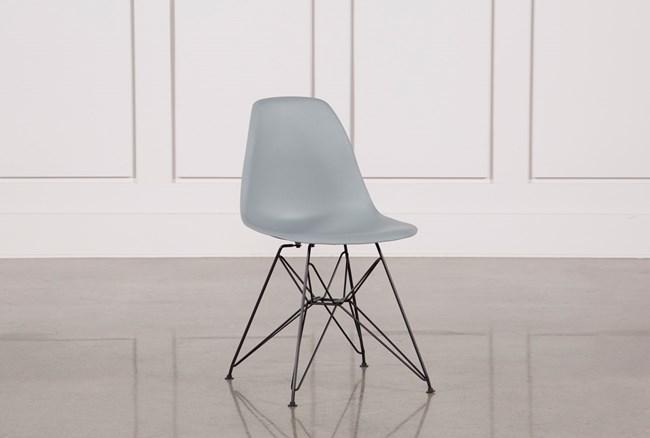 Alexa Grey Side Chair