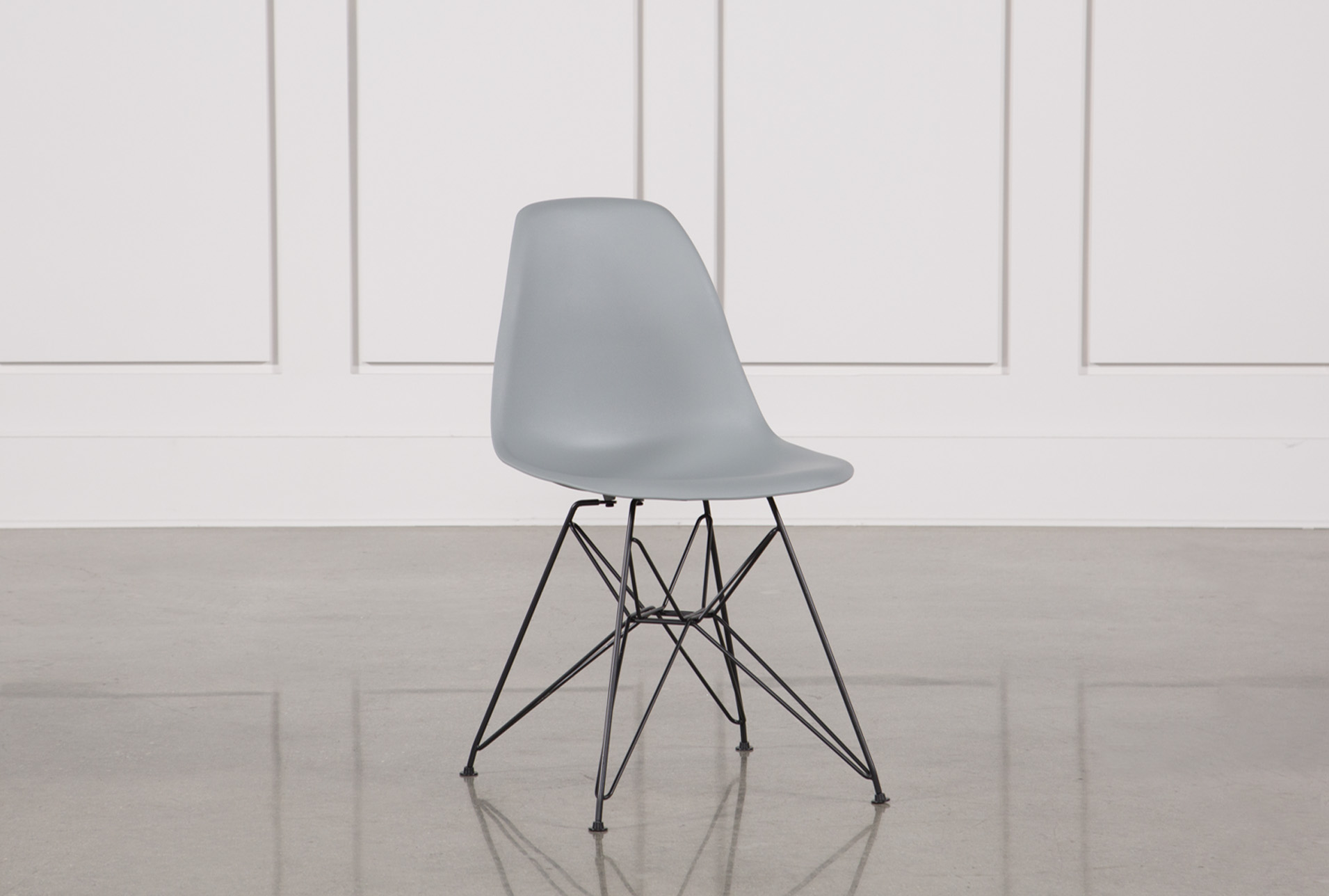 Nice Alexa Grey Side Chair (Qty: 1) Has Been Successfully Added To Your Cart.
