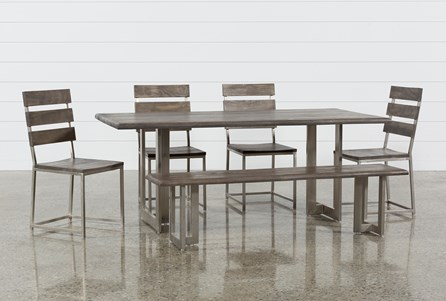 Portland 6 Piece Dining Set