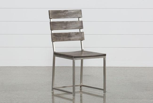Portland Side Chair - 360
