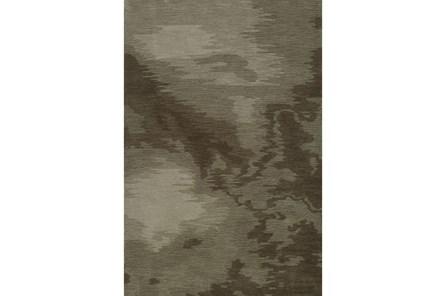 96X120 Rug-Corina Swirl Taupe - Main