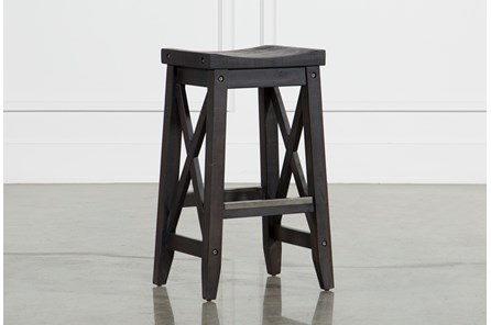 Jaxon Wood Barstool - Main