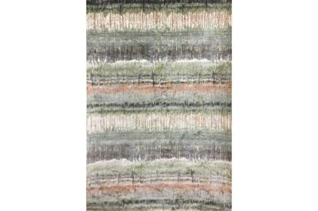 93x128 Rug Pastel Drip