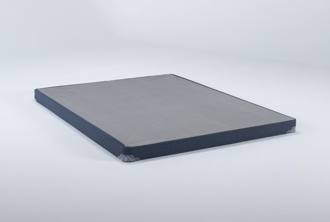Revive Slate Blue Queen Low Profile Foundation - 360