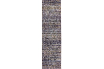 27X96 Rug-Maralina Cobalt
