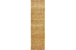 27X96 Rug-Maralina Golden Wheat