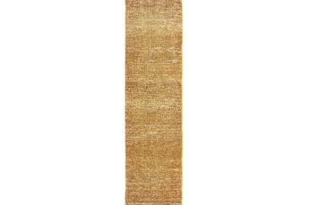 27X96 Rug-Maralina Golden Wheat