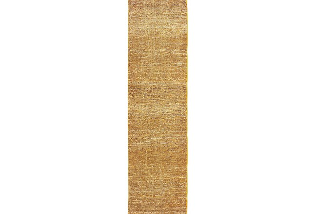 27X96 Rug-Maralina Golden Wheat - 360