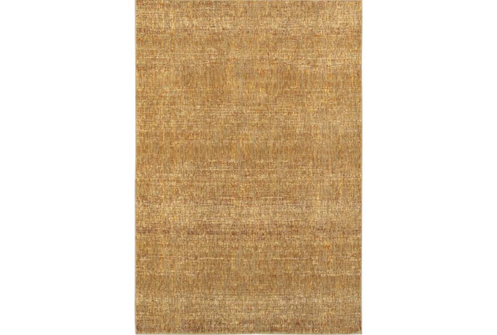 79X114 Rug-Maralina Golden Wheat