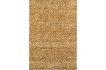 94X130 Rug-Maralina Golden Wheat