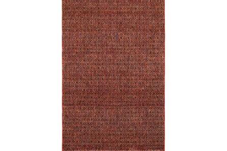 39X62 Rug-Maralina Pattern Persimmon