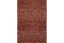 79X114 Rug-Maralina Pattern Persimmon