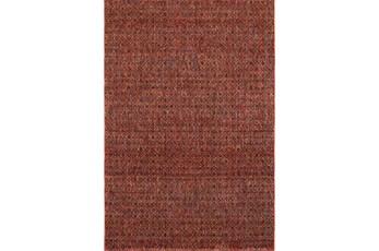 94X130 Rug-Maralina Pattern Persimmon